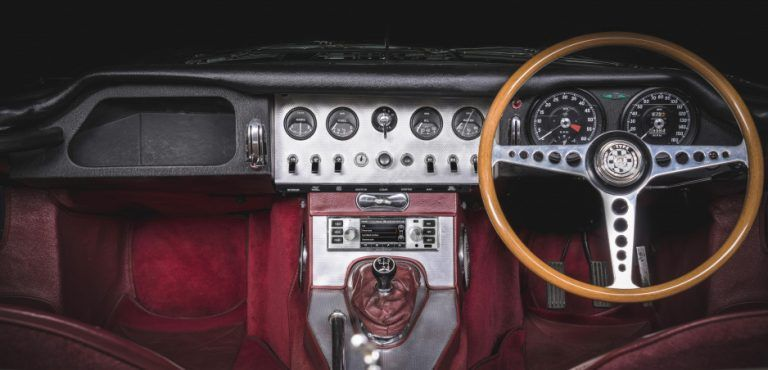 Navigácia pre veterány od Jaguar Land Rover