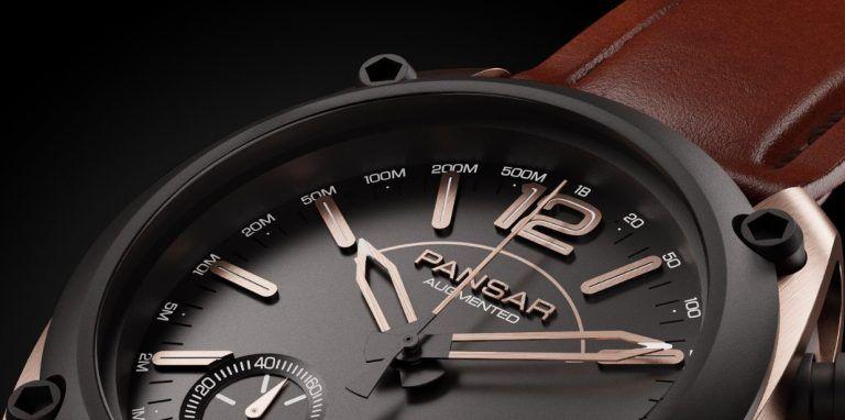 Pansar Augmented – hodinky, ktoré skrývajú inteligenciu