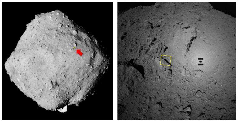 Hayabusa 2 – sonda zachytila asteroid v neuveriteľnom rozlíšení!
