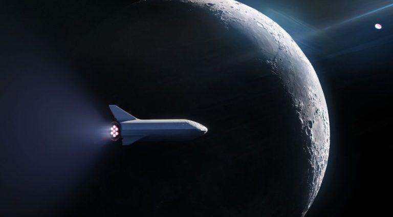 SpaceX BFR – Elon Musk nám dáva bližší pohľad.