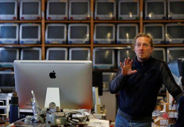 1100 počítačov Mac vlastní jeden Rakušan. Bude ich predávať.