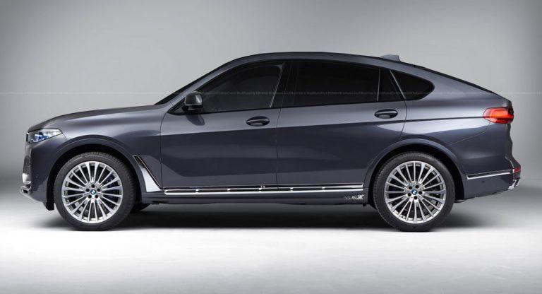 BMW X8 bude pravdepodobne realita. Takto bude vyzerať!