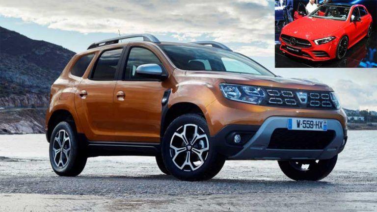 Dacia Duster dostane nový motor, na ktorom pracoval Mercedes