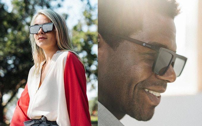 Okuliare vymažú reklamy z vášho života. Zakryjú vizuálny smog