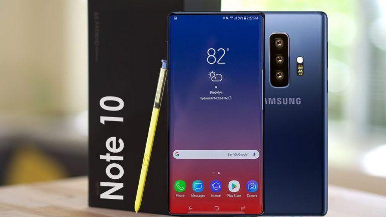 Samsung Galaxy Note 10 pravdepodobne ponúkne 6,7″ displej